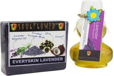 Soulflower Everyskin Lavender Set
