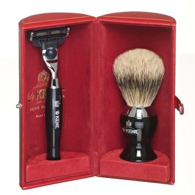 Kent Premium Shave Set 4