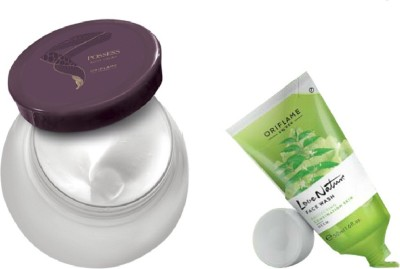 Oriflame Sweden Body Cream-Face Wash Combo