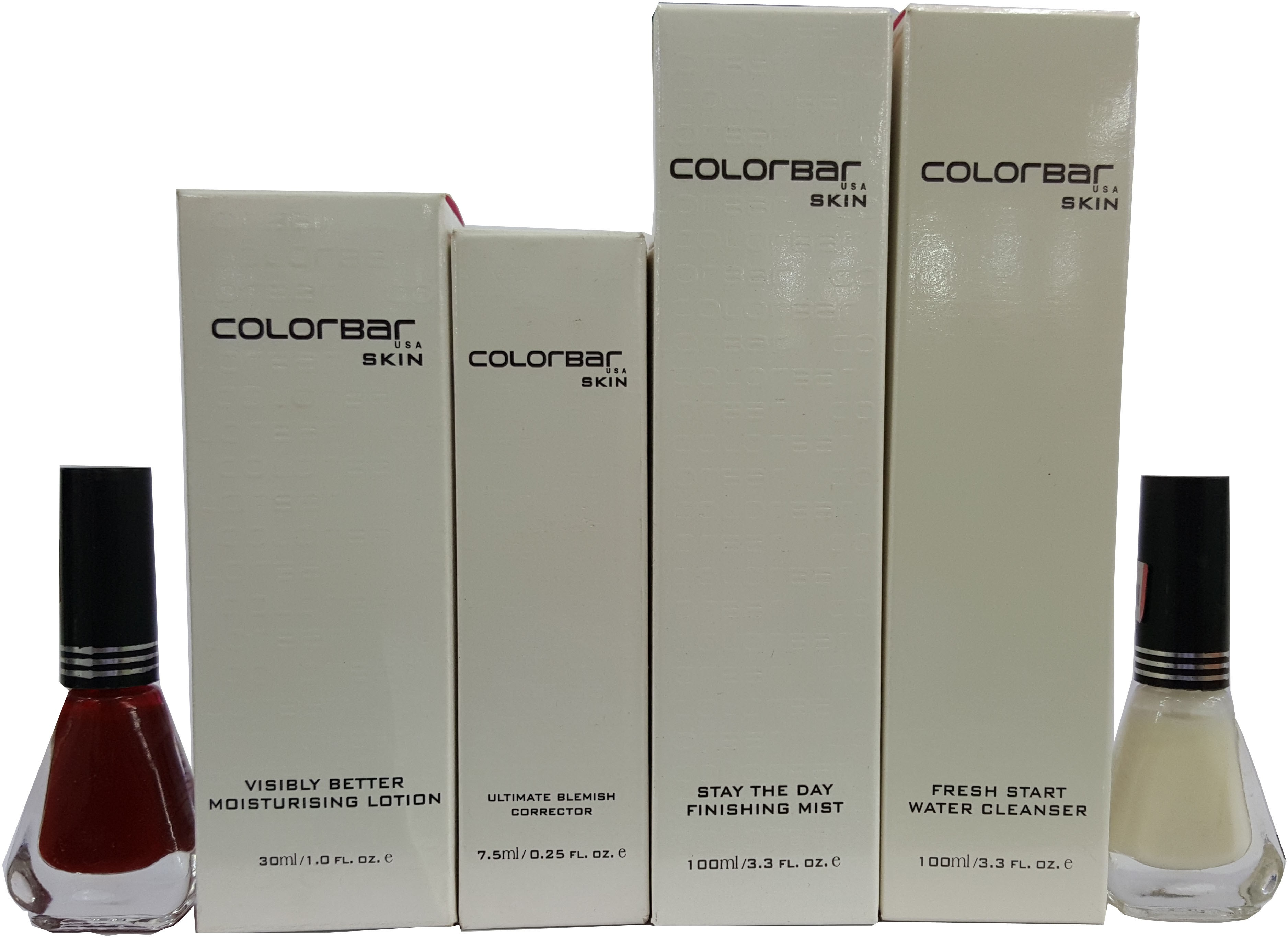 Colorbar Skin Care Combo(Set of 6)