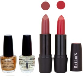 RYTHMX GQ RYTH BLK LIPSTICKS AND NAIL POLISH IMPORTANT COMBO 44