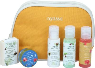 Nyassa Temple Mogra Travel Kit