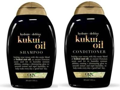 OGX OGX Kukui Oil Shampoo+Conditioner