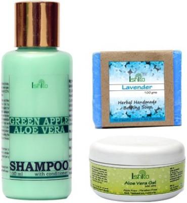 IshitaInternational Soaps and Skin Care