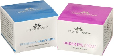 Organic Therapie Face Care Combo