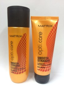 Matrix OptiCare Smooth Shampoo - 200ml & Conditioner - 98g(Set of)