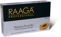 Raaga Professional Platinum Facial Kit with Platinum Colloid 43 g(Set of 7)