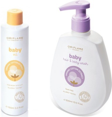 Oriflame Sweden baby care combo ori 110