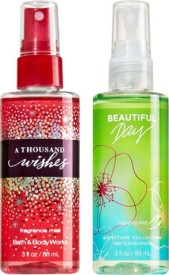 Bath & Body Works A Thousand Wishes And Beautiful Day