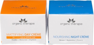 Organic Therapie Day and Night Protection Combo