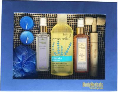 BodyHerbals Lavender Essentials Gift Set