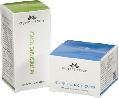 Organic Therapie Pleasant Skin Combo