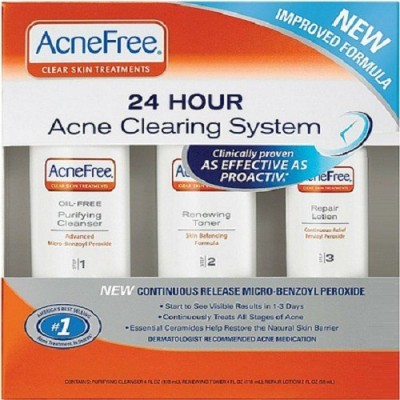 Acnefree Clearing System KiT