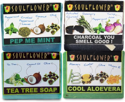 Soulflower Summer Soaps