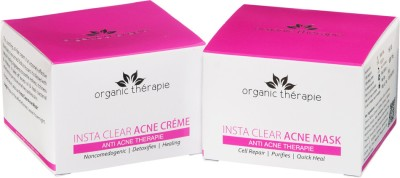 Organic Therapie Acne Removal Combo