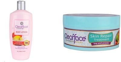 Clear Face Multivitamin Fruit Glow Body ...