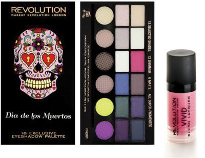Makeup Revolution London Salvation Vivid