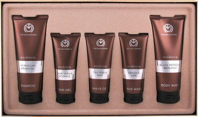 The Man Company Entire Gang- Men's Grooming Kit ( Set of 5)