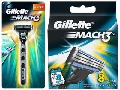Gillette Mach 3 Power(Set of 2)