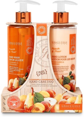 Grace Cole PEACH & PEAR HAND CARE DUO