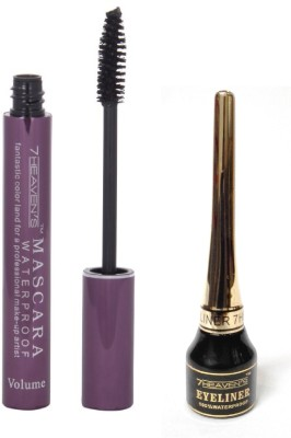 Out Of Box 7heavens Waterproof Eyeliner 4.3ml and Mascara 10 ml