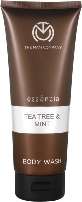 The Man Company Bodywash-Tea Tree and Mint