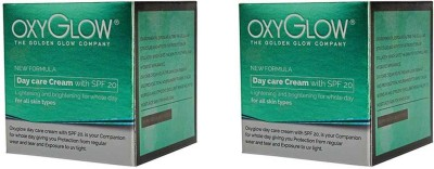Oxyglow Golden Glow Radiance Day Care Cream With Spf- 20 & Golden Glow Radiance Day Care Cream With Spf- 20