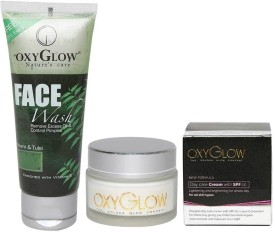 Oxyglow Beauty Care Combo