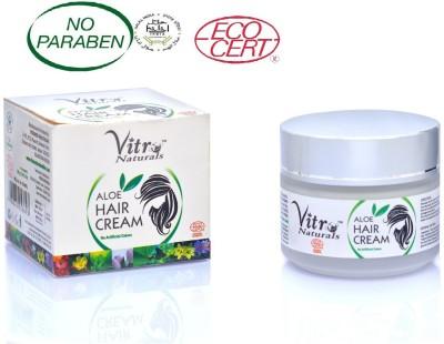 Vitro Naturals Certified Organic Aloe Hair Cream