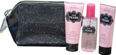 Victoria's Secret Noir Tease Clutch Fanatisies Set