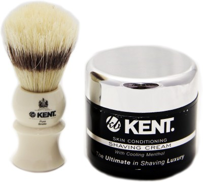 Kent Provides with Rich Shaving Experience With Shaving Cream