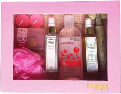 BodyHerbals Rose Essentials Gift Set