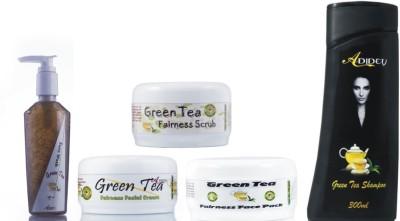 Adidev Herbals Green Tea Instant Glow