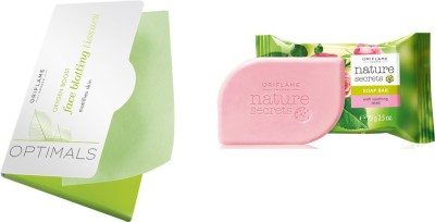 Oriflame Sweden Tissue Pack-Soap Combo