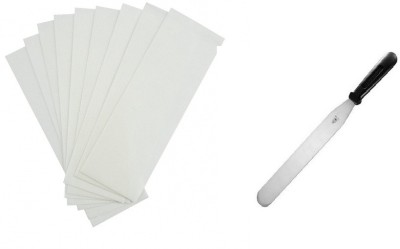 Imported Disposable Waxing Strips With Spatula Knife