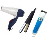 Appliance Bazar COMBO OF STRAIGHTENER DR...