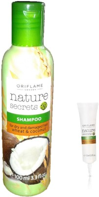 Oriflame Sweden hair care combo