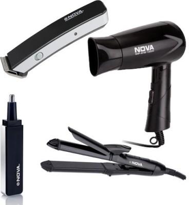 Nova Essential Grooming Kit(Set of 4)