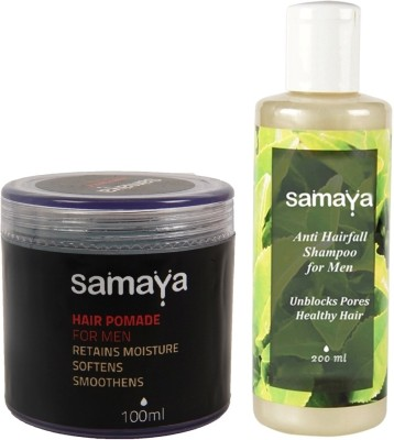 Samaya Anti Hair Fall Combo For Men