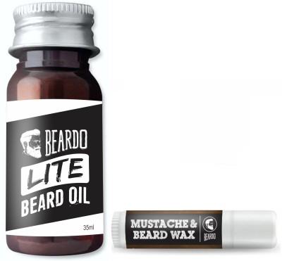 Beardo lite and stick