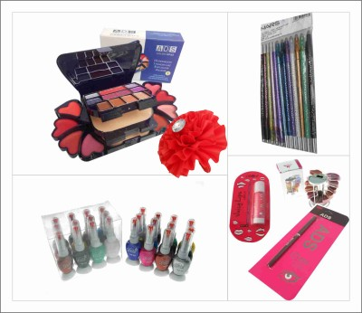 ADS Fashion Color Combo Makeup Sets 6 In 1