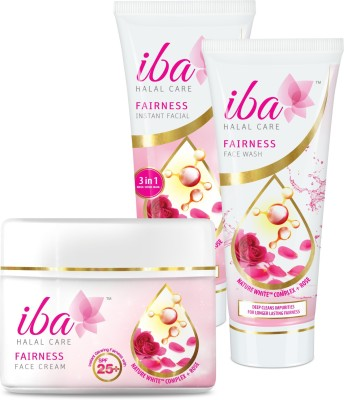 Iba Halal Care Fairness Essentials Combo