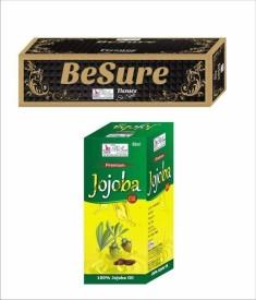Besure Jojoba Oil with Face Tissue