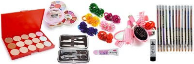 ADS Fashion Color Combo Makeup Sets 41IN1