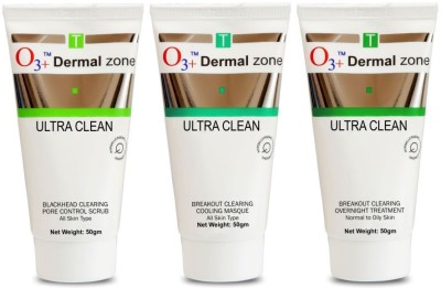 O3+ ultra pore clean kit
