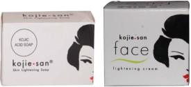 Kojie San Skin Lightening Soap & Face Cream