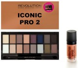 Makeup Revolution London Iconic 2 Heart ...