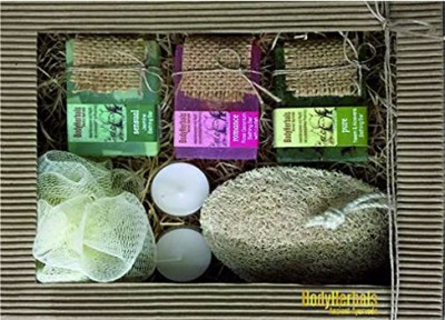 BodyHerbals Natural Hand Made Soap Set(Set of 1)
