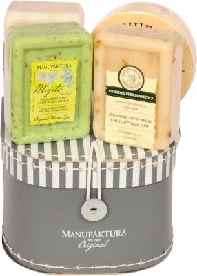 Manufaktura Luxury Home Spa Soap Box