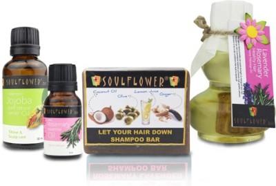 Soulflower Hair Care Hamper